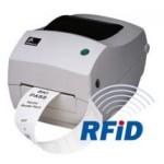 Zebra R2844-Z RFID nyomtató