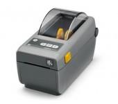 ZEBRA ZD410 asztali vonalkód nyomtató